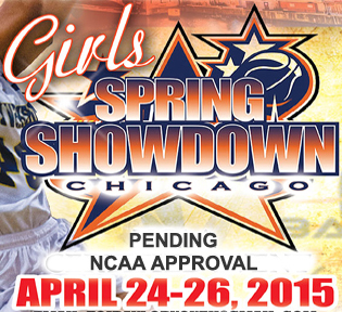 Girls Chicago Spring Showdown (Pending NCAA Approval)